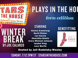 AVAILABLE FOR A LIMITED TIME ONLY: Plays In The House Teen Edition: WINTER BREAK