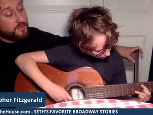 #66 Seth's Favorite Broadway Stories with Paul Castree, Chris Fitzgerald, Camryn Manheim and Julia Murney