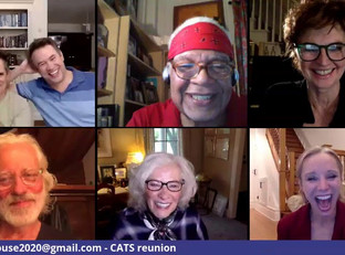 #137 CATS Original Broadway Cast reunion with Betty Buckley, Donna King, Terrance Mann and Ken Page