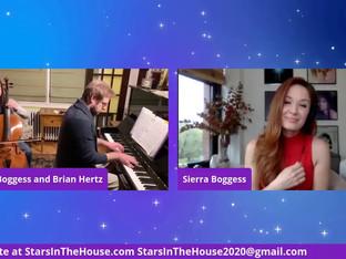 #77 Guest Host Sierra Boggess welcomes Summer Boggess, Brian Hertz, Liz Robertson and Manon Taris.  Also, Gold Globe Winner Rachel Brosnahan joins Blake Ross for another Feel Good Friday segment.