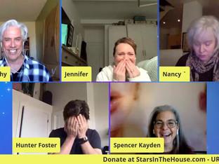 #64 Urinetown Original Broadway Cast Reunion with Hunter Foster, Spencer Kayden, Jeff McCarthy, Nancy Opel and Jennifer Laura Thompson