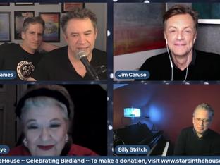 #312 Celebrating Birdland with Jim Caruso, Natalie Douglas, Julie Halston, Marilyn Maye, Billy Stritch and Nick Ziobro