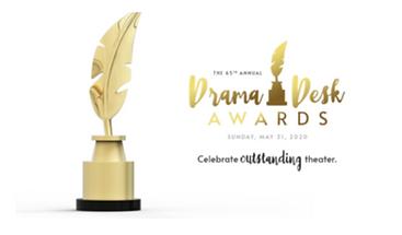 Drama Desk Awards Statue