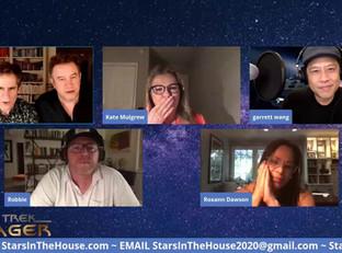 #117 Star Trek Voyager 25th Anniversary Cast reunion with Kate Mulgrew, Jeri Ryan, Roxann Dawson, Robert Beltran, Robert Duncan McNeill, Robert Picardo, Ethan Phillips, Tim Russ and Garret Wang.  