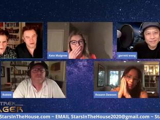 #116 Star Trek Voyager 25th Anniversary Cast reunion with Kate Mulgrew, Jeri Ryan, Roxann Dawson, Robert Beltran, Robert Duncan McNeill, Robert Picardo, Ethan Phillips, Tim Russ and Garret Wang.  