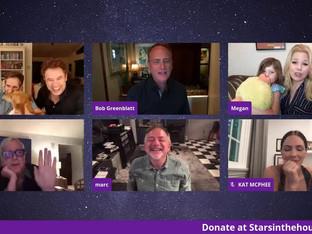 #105 BOMBSHELL/SMASH reunion!!  Katharine McPhee, Megan Hilty, Marc Shaiman, Scott Wittman, Neil Meron and Robert Greenblatt will visit Stars In The House to break down the musical phenomenon.