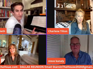 #70 Dallas Cast reunion with Patrick Duffy, Linda Gray, Steve Kanaly and Charlene Tilton