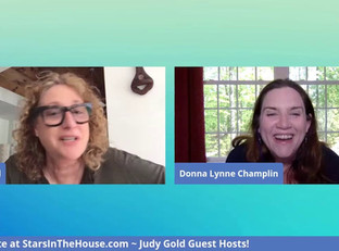 #116 Guest Host Judy Gold with Donna Lynne Champlin, Maddie Corman and Anne L. Nathan