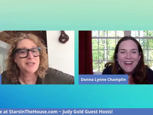 #115 Guest Host Judy Gold with Donna Lynne Champlin, Maddie Corman and Anne L. Nathan