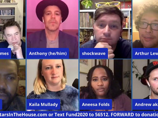 #174 Freestyle Love Supreme Reunion with Andrew Bancroft, Tarik R. Davis, Aneesa Folds, Arthur Lewis, Kaila Mullady, Chris Sullivan and Anthony Veneziale