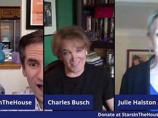 #28 Julie Halston, Charles Busch and Iain Armitage