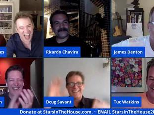 #112 Reunion - The Men Of Desperate Housewives with Ricardo Antonio Chavira, James Denton, Mark Moses, Kevin Rahm, Doug Savant and Tuc Watkins