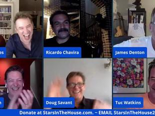 #111 Reunion - The Men Of Desperate Housewives with Ricardo Antonio Chavira, James Denton, Mark Moses, Kevin Rahm, Doug Savant and Tuc Watkins