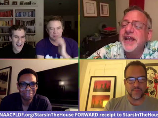 #144 Pride Special with Jessica Kirson, Marc Shaiman, Michael Benjamin Washington and Eduardo Vilaro