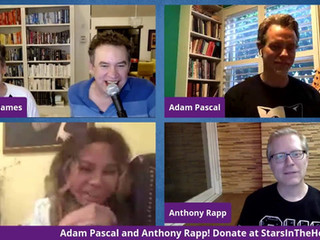 #162 RENT with Adam Pascal and Anthony Rapp