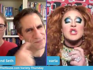 #56 Variety Thursday with Liz Larsen