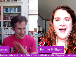 #109 Variety Thursday with Bonnie Milligan, Saycon Sengbloh and Steven Weber