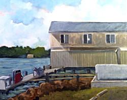 Reedsville Dock