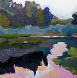 Early Morning Lake Champlain