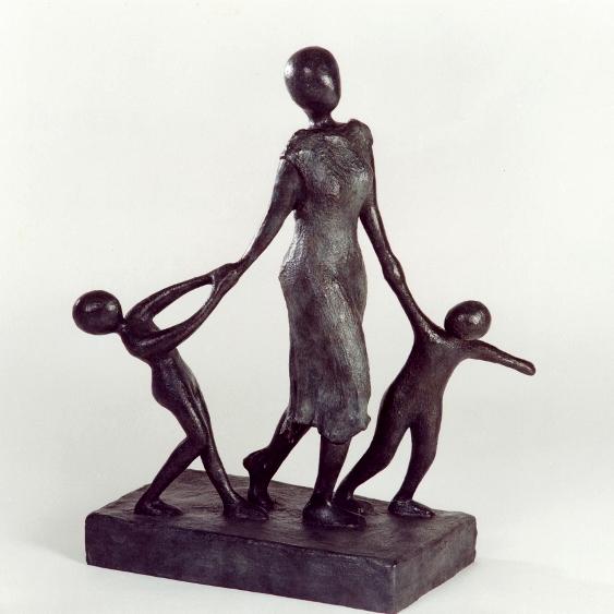 057 - La Mère aux Enfants