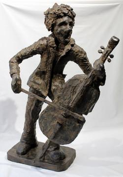 084 - Le Violoncelliste