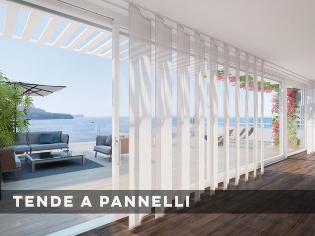 Tende a Pannelli