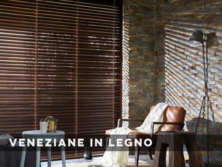 Veneziane in Legno