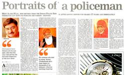 Portraits Of A Policeman