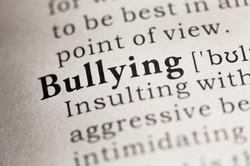 Bullying Series - Part 1
