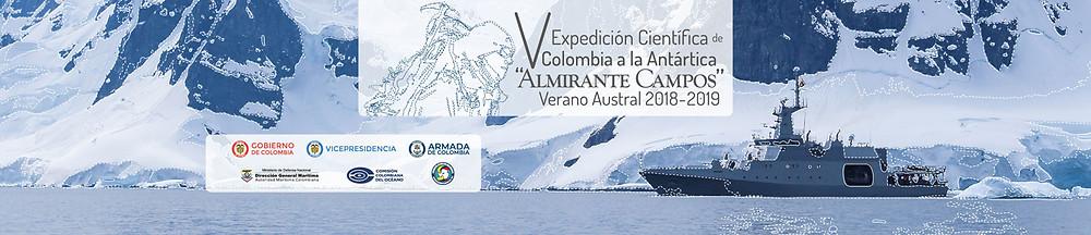 Expedicion Cientifica Antartica Colombia