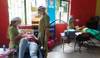 """Jornada de Apoyo al Desarrollo en la Vereda """"El Tigre"""", Purificación (Tolima)  ¡678 personas beneficiadas en servicios de salud!"""