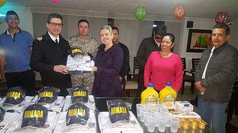 Reserva Naval apoya al equipo ARC en Juegos Paralímpicos