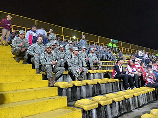 Reserva Naval de Bogotá continua el programa de bienestar Propias Tropas