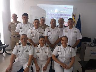 Conferencia de Comunicaciones Estratégicas en Pereira