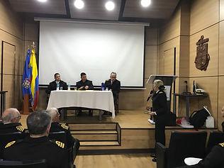 Gran respaldo de parte de los altos mandos a la gestión de la Reserva Naval de Bogotá