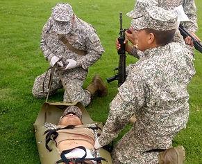 Entrenamiento especializado en medicina táctica