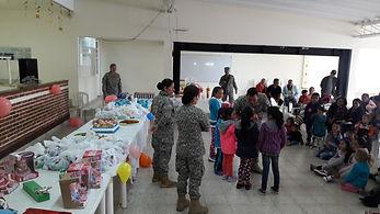Celebraciones en Pasquilla y Mochuelo