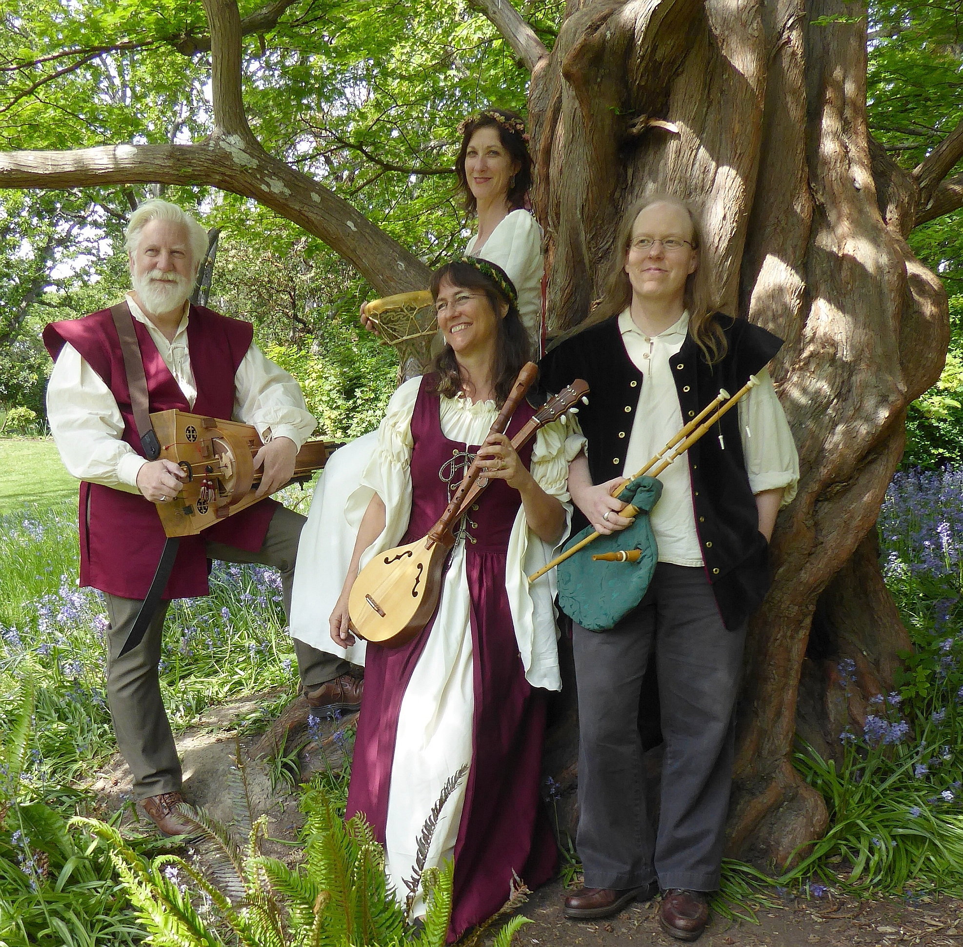Ancient musicians?