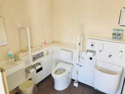 障害トイレ