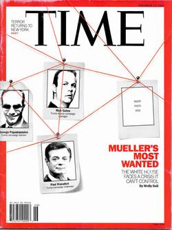 TIME Magazine, Nov 13 2017
