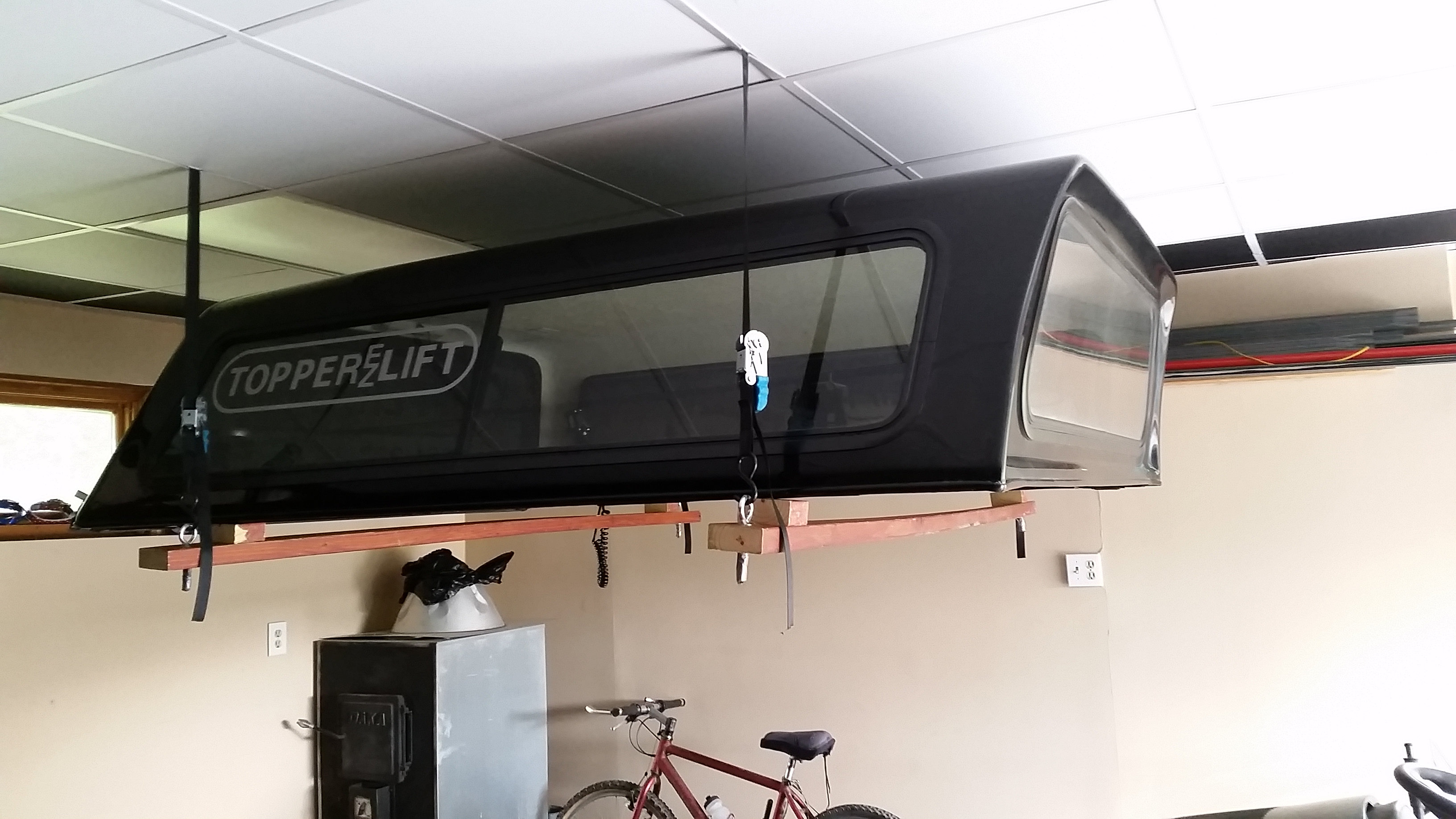 Truck Bed Topper