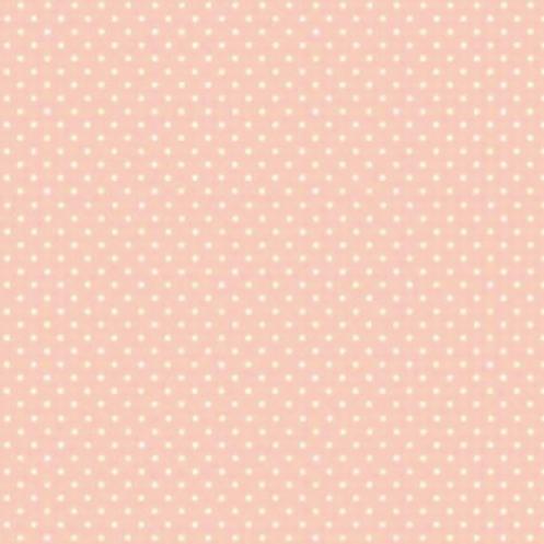 Makower Spot On - Cheeky Pink 0.5m
