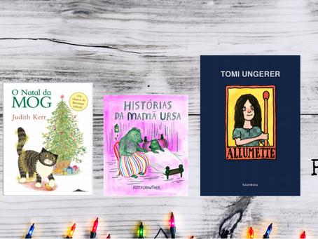 Seleção Kit Literário de Dezembro