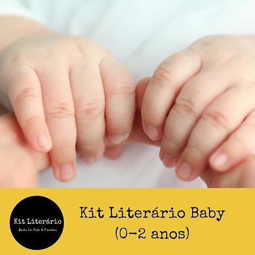 Kit Literário Baby (0-2 anos)