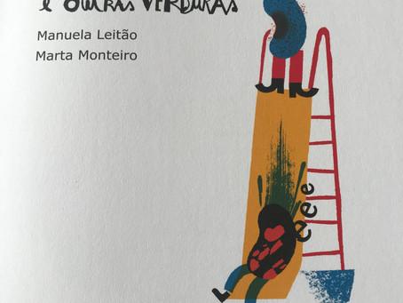 """#KitPrimavera: """"Poemas da horta e outras verduras"""""""
