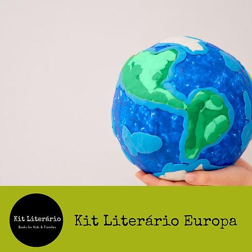 Kit Literário Europa