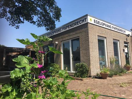 Egelopvang Papendrecht opent egeltuin
