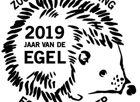 2019: het Jaar van de Egel!
