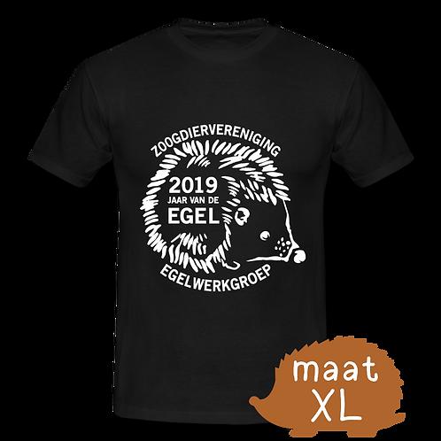 T-shirt Jaar van de Egel 2019 (maat XL)