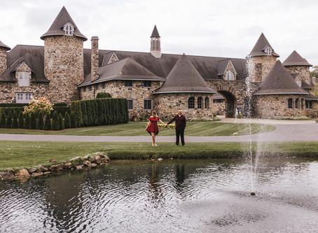 Meagan + Justin   Castle Farms